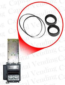 Replacement belt kit for Mars MEI VFM1-VFM5 & L005 dollar bill validators