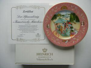 Heinrich-French-Marchenteller-2-Pfauenkonig-Certified-Boxed-Meine-No-2-6