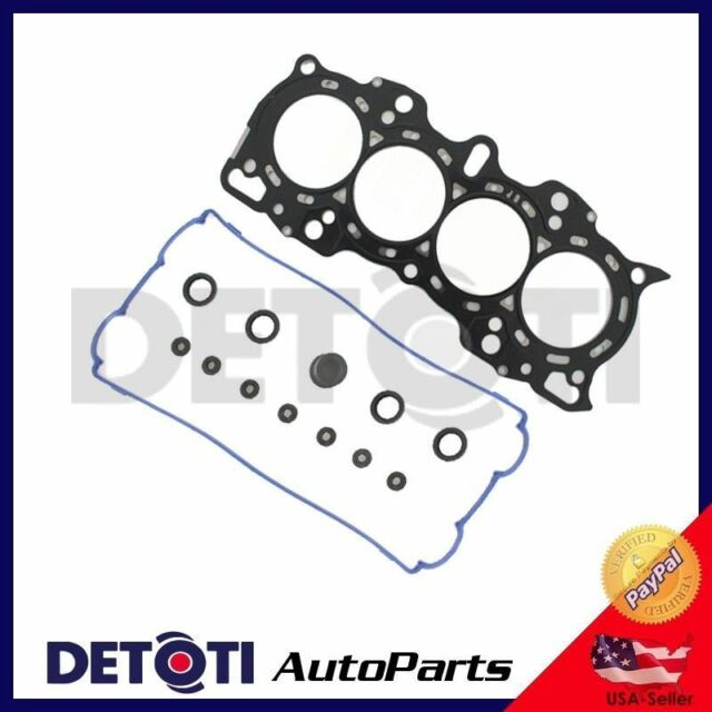 Head Gasket Repair Set Kit Valve Cover For 90-01 Acura