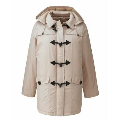 New Womens Duffle Jacket