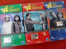 VHS.05) A COME ANDROMEDA - 3 VHS / 5 PUNTATE - ELLEU (di VITTORIO COTTAFAVI)