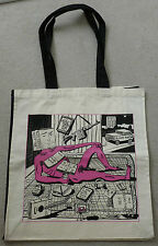 Grayson Perry - Books are my bag     ARTIST DESIGNED TOTE BAG