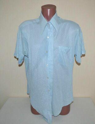 Ehrlichkeit Original True Vintage Knit Dress & Sport Hemd Von Tops All Bügelfr, Gr.m L 50 52 Und Verdauung Hilft