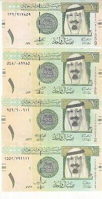 Saudi Arabia 1 Riyal P 31 a 2007 UNC Low Shipping Combine FREE