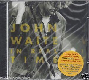 CD-Compact-disc-JOHN-WAITE-IN-REAL-TIME-nuovo-sigillato