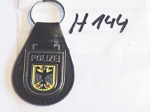 Polizei-Schluesselanhaenger-Bundespolizei-Wappen-blau-auf-Leder-h144