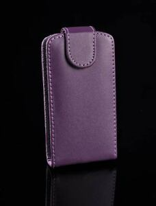 Wallet-Faux-Leather-Purple-Cover-Case-Pr-Samsung-GT-S5230-One-Player