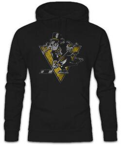 Hoodie Fun B The cappuccio Penguin Penguin Logo Sign Symbol Felpa Bat Man con rrxEHw7qf