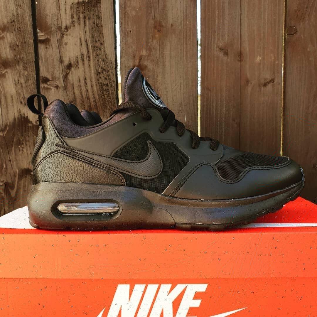 Nike air max prime Größe 9 UK schwarz