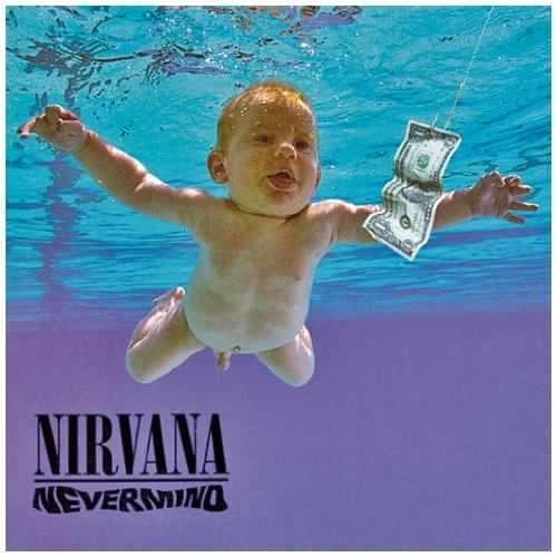 LP Nirvana - Nevermind ( vinile )