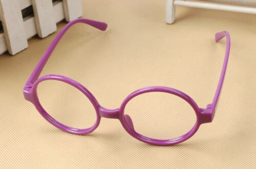 Baby Kids Boys Glassless Frame Plastic Glasses Party Costume Photo Prop