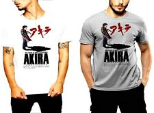 Akira Neo Tokyo T-Shirt Anime Vintage Retro Cyberpunk Ghost In The Shell samurai