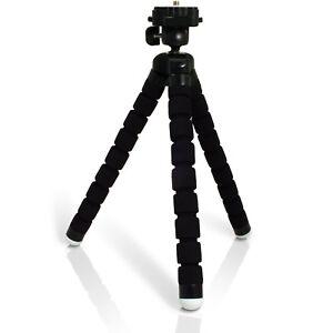 PhotR Large Universal Flexible Tabletop Handheld Mini Tripod Digital Camera Foam 725350717681