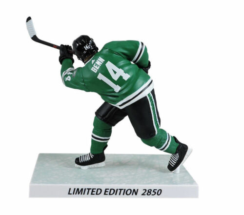 of 2850 Jamie Benn Dallas Stars NHL Imports Dragon Figure L.E