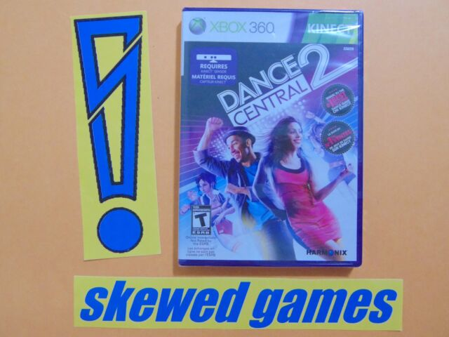 Dance Central 2 - 2011 - New Sealed - XBox 360 Microsoft