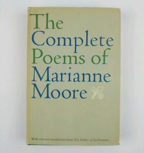 The-Complete-Poems-of-Marianne-Moore-First-Edition-1967