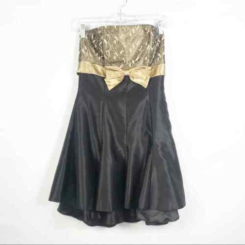 Jessica McClintock Gunne Sax Formal Prom Dress Si… - image 1