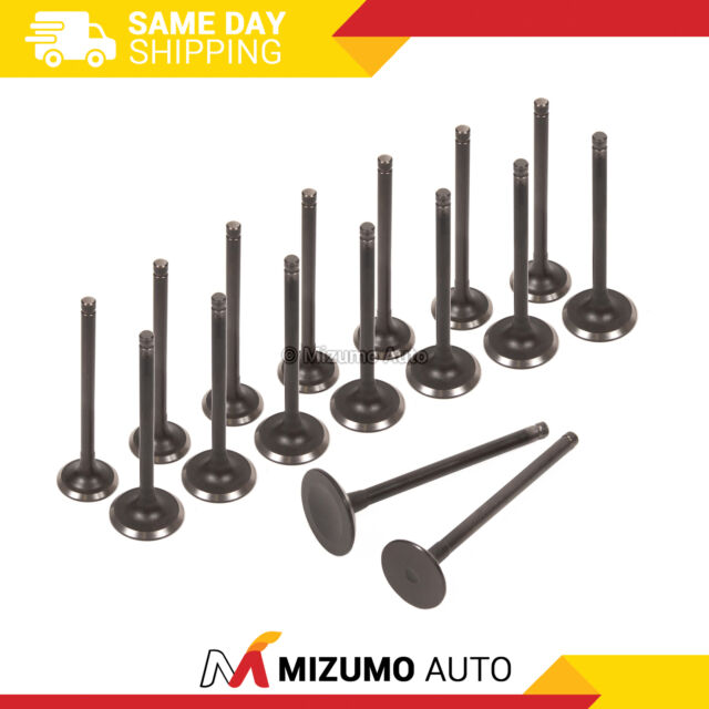 Intake Exhaust Valves Fit 92