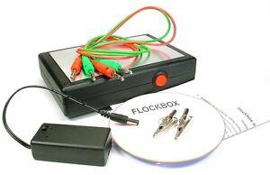 Flockbox-039-Fusion-039-Static-grass-applicator-Flock-box-flocking-machine