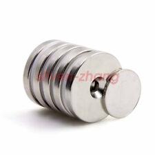 Lots Dia35mm X 5mm Hole 6mm Powerful Disc Rare Earth Neodymium Magnets N50