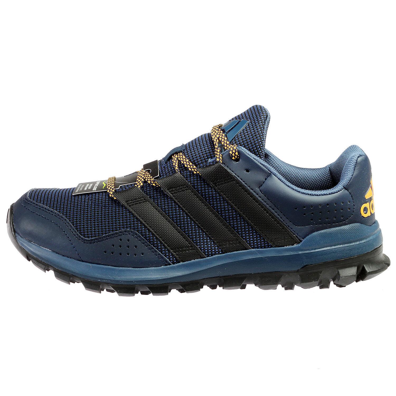 New Adidas Slingshot TR M men's size 8.5 - bluee   black   orange - SUPERCLOUD
