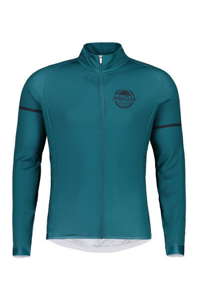 Maloja Maillot pour Vélo Haut Pushbikersm. 1 1 Manche Longue Jersey Vélo