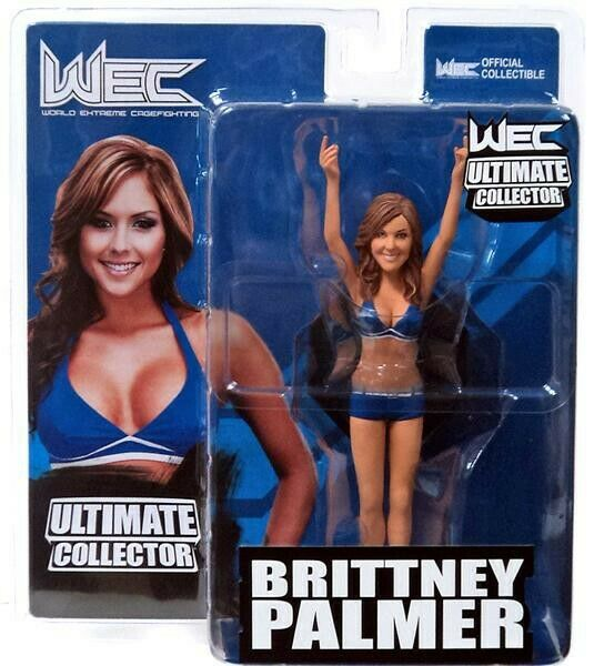 UFC Ultimate Collector Series Series Series 11 Brittney Palmer Action Figure [WEC] cbcf5d