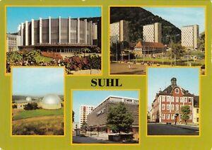 Suhl-Ansichtskarte-19-gelaufen
