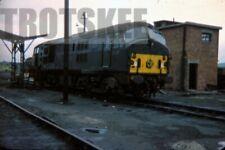 35mm Slide BR British Rail Diesel Loco Class 21 D6117 1969 Original