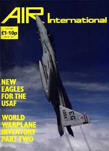 AIR ENTHUSIAST INTERNATIONAL MAGAZINE 1987 JUL  MCDONNELL DOUGLAS F15 - <span itemprop=availableAtOrFrom>Peterborough, United Kingdom</span> - Returns Accepted Most purchases from business sellers are protected by the Consumer Contract Regulations 2013 which give you the right to cancel the purchase within 14 days after the - Peterborough, United Kingdom