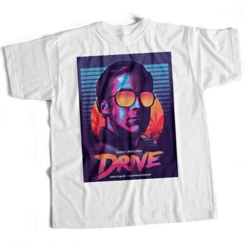 Drive T Shirt Film Culte Film HOrreur Crime Homme