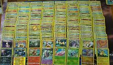 30 Pokemon Cards Bulk Lot - 3 Rare/Holo/Shiny Guaranteed. Genuine, Amazing Gift!