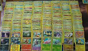 20 Pokemon Cards Bulk Lot - Rare & Shiny No Duplicates Amazing Gift! All Genuine