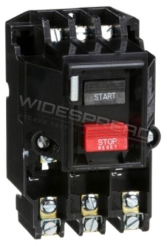 2510MCO3 Motor Starter 36V 600V Motor Control 3Pole Class 2510 M Motor Control