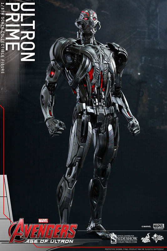 1 6 Avengers Age of Ultron Ultron Prime MMS 301 Hot Toys 902343