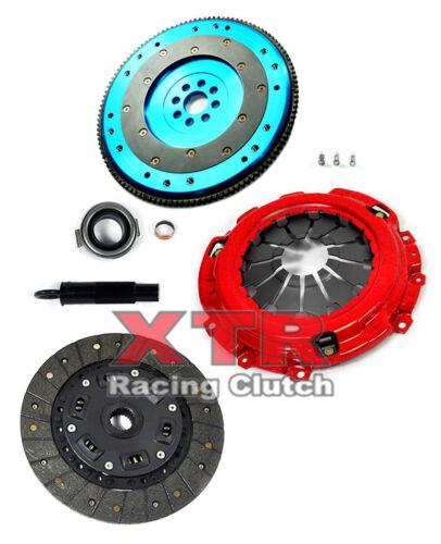 XTR RACING STAGE 2 CLUTCH KIT+ALUMINUM FLYWHEEL HONDA ACCORD ACURA TSX 2.4L K24