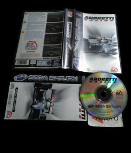 ANDRETTI-RACING-Sega-Saturn-PAL-Completo-EA-Sports