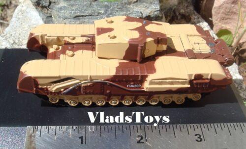 Oxford Military 1//76 Churchill Mk.III Tank Kingforce British El Alamein 76CHT001