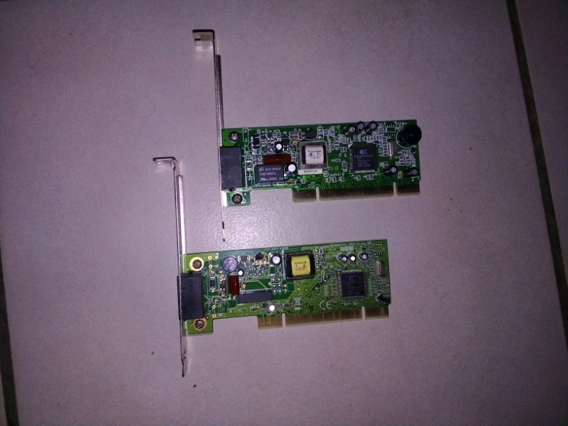 Pci dail up modems R50 each plenty in stock
