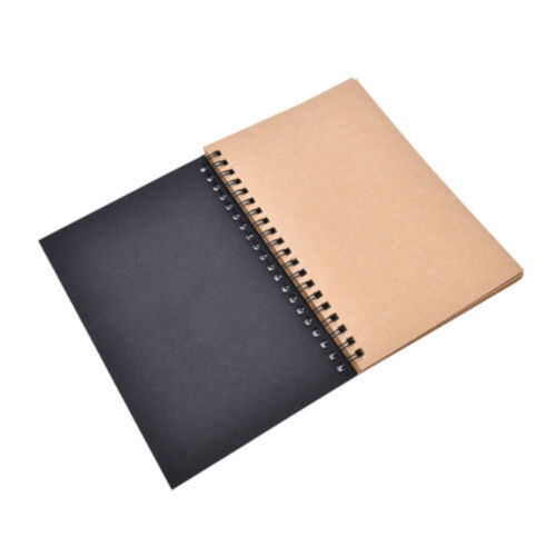 Coil Drawing Lettering Supplies Art Paper Notebook Crafts Sketchbook