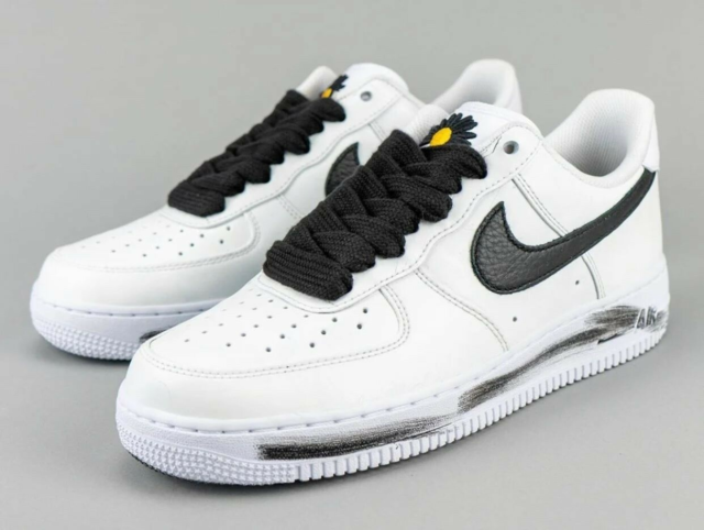 Sneakers, Nike, str. 42,  Hvid,  Ubrugt, Nike Air Force 1…