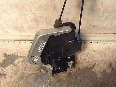 Lexus Side Door Lock IS 220 D IS220D Genuine Used Rear Left Passenger OEM N//S//R