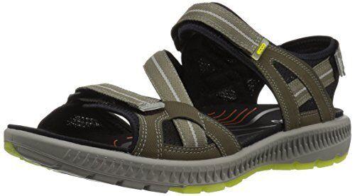 ECCO  Uomo Terra 3S Athletic Sandal- Pick SZ colore. colore. colore. 50319d
