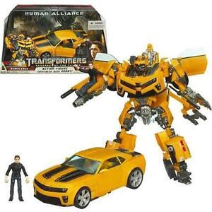 Transformers Revenge of the Fallen Bumblebee Human Alliance & Sam Figure 33
