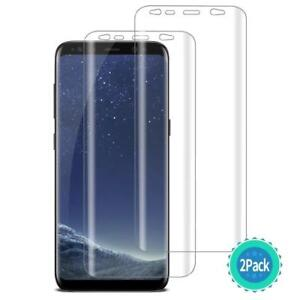 Samsung-Galaxy-S8-S9-Plus-Note-8-9-A8-TPU-Film-Shield-Screen-Protector-2Pack