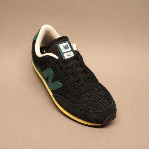 Black Grün Schwarz Classics Sneaker Turnschuhe Traditionnels Balance New U410vgg nOP80wk