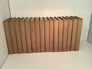 The Works Of James Whitcomb Riley 16 Volumes 1915 Homestead Edition Vintage HC