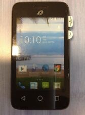 UNLOCKED Alcatel OneTouch Model A464BG Google Android Phone, Net10 Wireless, NEW
