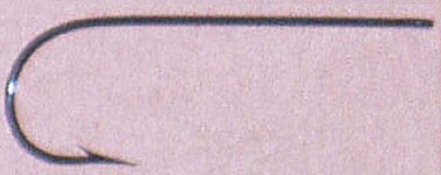 Mustad 38202BE #1 10Ct Blonde Aberdeen Hook 5976