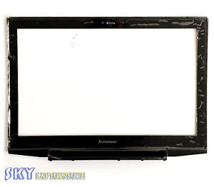 New-Orig-Lenovo-Y50-70-Lcd-front-bezel-cover-AP14R000900-black-for-Non-touch
